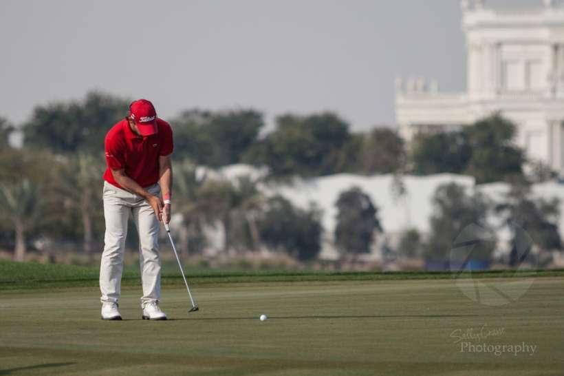 qatar golf masters 14